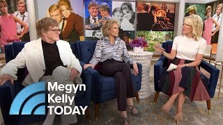 Jane Fonda Recalls The Moment She Knew Robert Redford Would Be A Star | Megyn Kelly TODAY