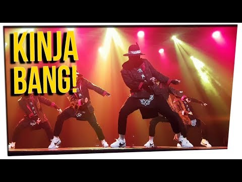 Off The Record: Kinjaz in China + Music ft. Anthony Lee & David So