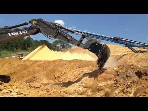 Video for V-Line Strata Frost-Rock Buckets