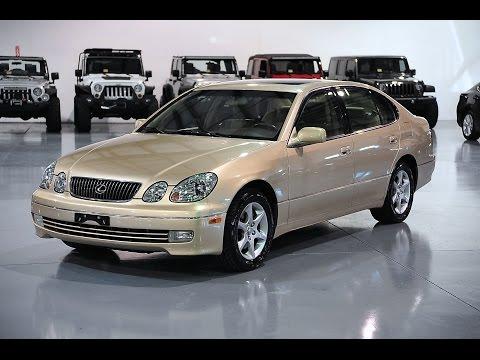 04 Lexus gs фото