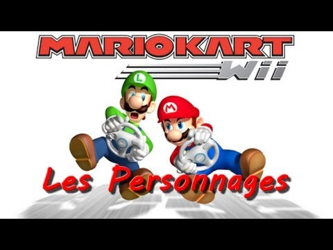 Comment gagner personnage mario kart wii la r ponse est - Tous les personnages mario kart wii ...