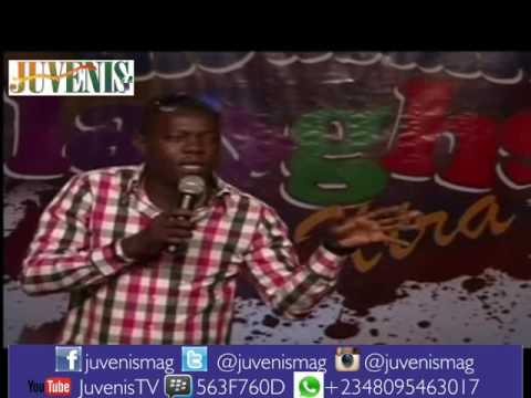 OMOTALK & ARINZE BABA AT NITE OF A THOUSAND LAUGHS XTRA (Nigerian Music & Entertainment)