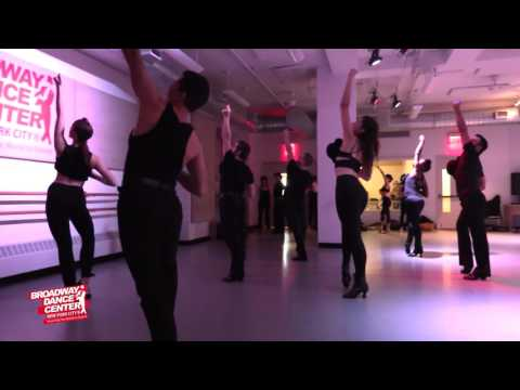 CLASS FOOTAGE|Julie Andrews - 'Le Jazz Hot!'|Choreographed by David Marquez|#bdcnyc