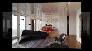 Дизайн интерьера квартиры R1T от студии Partizki&Liani