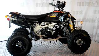 10. CAN AM DS 450 EFI  X    MX