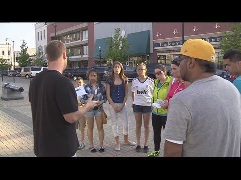 Youth pastor running to raise money for Oklahoma victims, but there's a catch