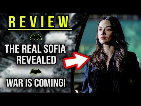 Meet the Real Sofia Falcone!  - Gotham Season 4 Episode 10 Review!