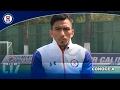 Conoce a Ángel Mena  - Videos de Los Jugadores de Cruz Azul