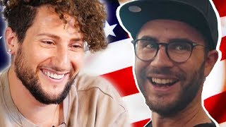 Video DES AMÉRICAINS RÉAGISSENT À CYPRIEN ! MP3, 3GP, MP4, WEBM, AVI, FLV September 2017