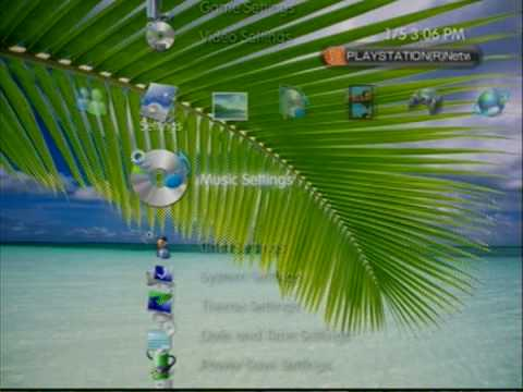 Windows Vista PS3 Theme