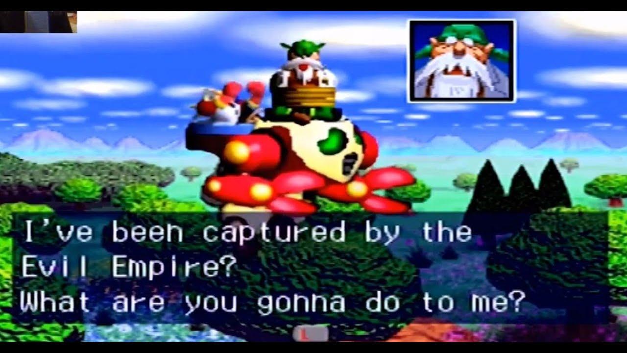 Let's Play: Mischief Makers (N64) – #01 Mik erklärt uns das Spiel