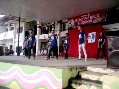 KCNHS (Official Video) Libra-Hiphop Dance June 18, 2015