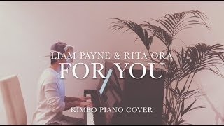 Video Liam Payne & Rita Ora - For You (Fifty Shades Freed) [Piano Cover + Sheets] MP3, 3GP, MP4, WEBM, AVI, FLV Januari 2018