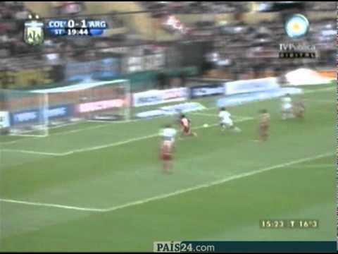 Argentinos Juniors 2 - 1 Colón (Clausura 2011)