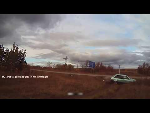 Брутально разобрался с камерой на дороге! На все деньги!