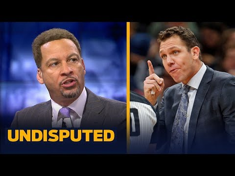 Download Chris Broussard analyzes the Lakers and says Luke Walton is on the hot seat | NBA | UNDISPUTED HD Mp4 3GP Video and MP3
