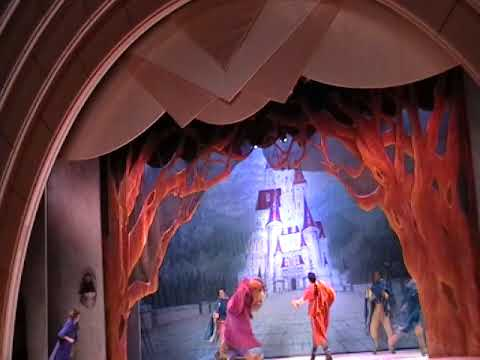 2008 Disneys hollywood studios, Beauty and the beast live show