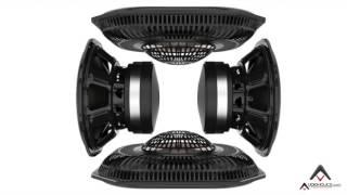GoldenEar Triton Two+, Three+ Speakers & SuperSub X at CES 2016