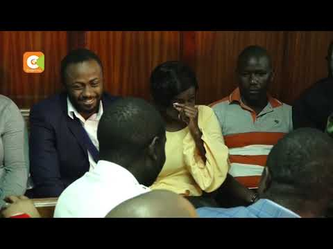Maribe Claims Police Planted Spy In Her Cell