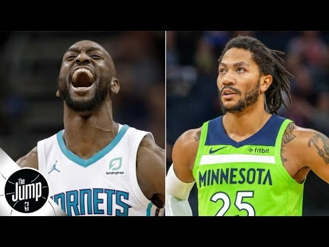 Video: Kemba Walker to the Celtics, Derrick Rose to Pistons in 2019 NBA free agency   The Jump