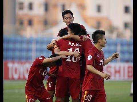Xem lại Việt Nam U19 1 - 1 UAE U19 17-10-2016, Highlights, AFC Championship U19 2016