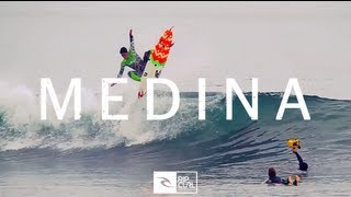 Gabriel Medina Lowers Freesurfing -  Part 1