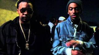K'naan & Nas - Nothing To Lose (Behind The Scenes)