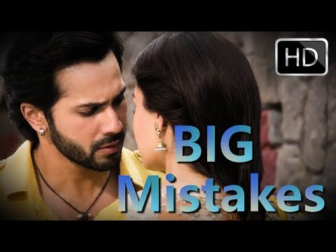 BIG Mistakes in KALANK Trailer | Alia, Varun | TIB