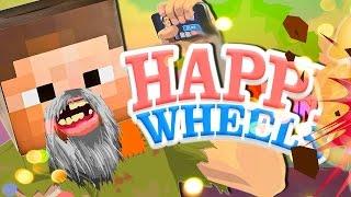 Video C'EST VIOLENT MINECRAFT !   Happy Wheels ! MP3, 3GP, MP4, WEBM, AVI, FLV Juli 2017