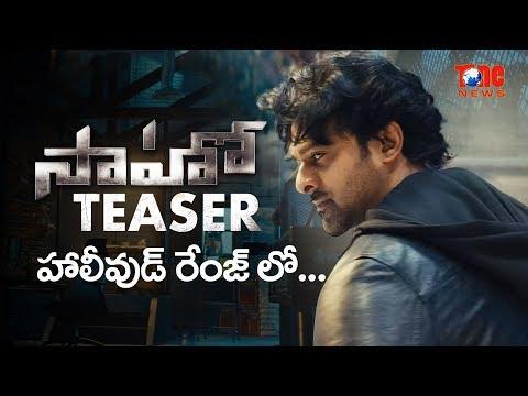 Saaho Teaser Review | Prabhas, Shraddha Kapoor | NewsOne Telugu