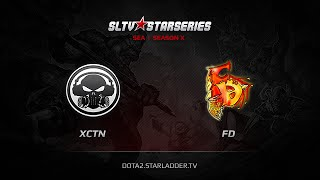 Execration vs FD, game 1