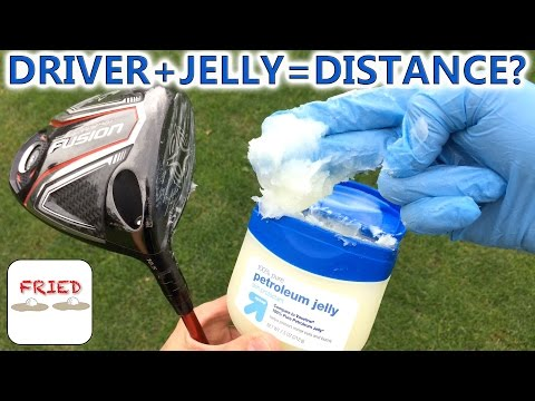 Petroleum Jelly on a Driver Face