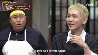Amazing Saturday - SHINee Key's Unique Taste in Food