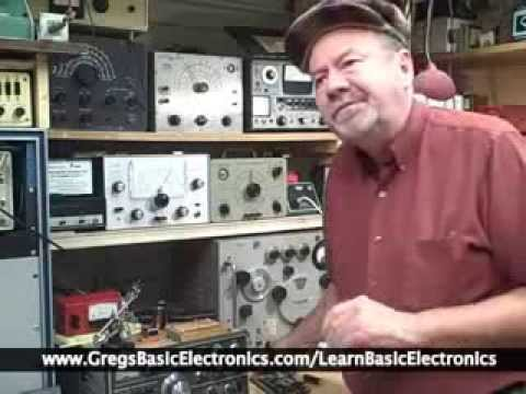 How to Learn  Basic Electronics the Easy Way – Basic Electronics course and Tutorial