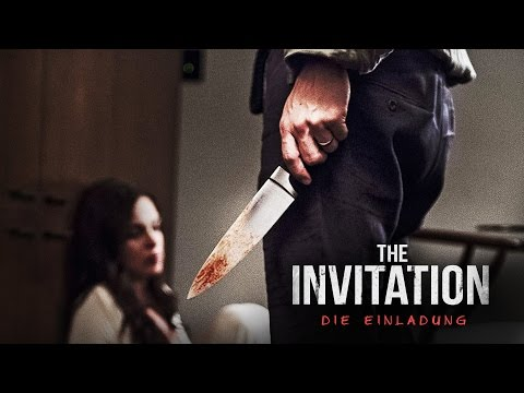 THE INVITATION   Trailer deutsch HD   Thriller