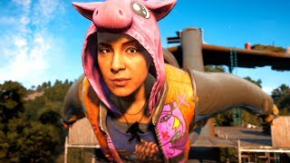 Far Cry New Dawn - Exclusive Downed Paladin Expedition Gameplay by GameSpot