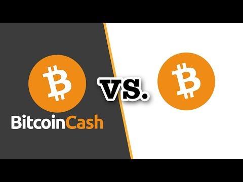 Что такое bitcoin cash и чем он отличается от биткойн?