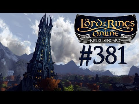 Let's Play LOTRO #381 - The Gap Of Rohan