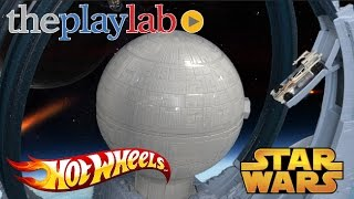 Star Wars Hot Wheels Death Star Revolution Race