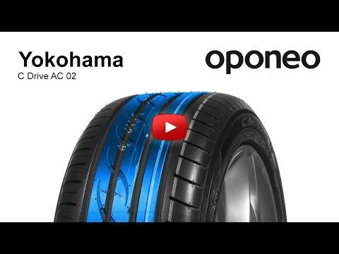 Tyre Yokohama C Drive AC 02 ● Summer Tyres ● Oponeo™