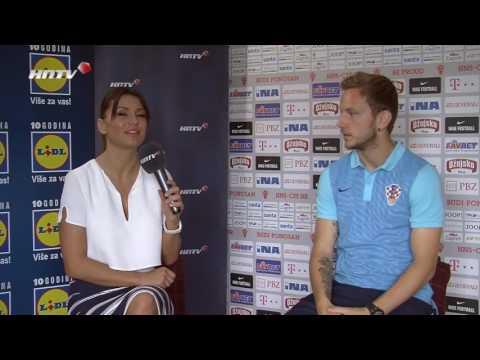 Intervju s hrvatskim reprezentativcem Ivanom Rakitićem