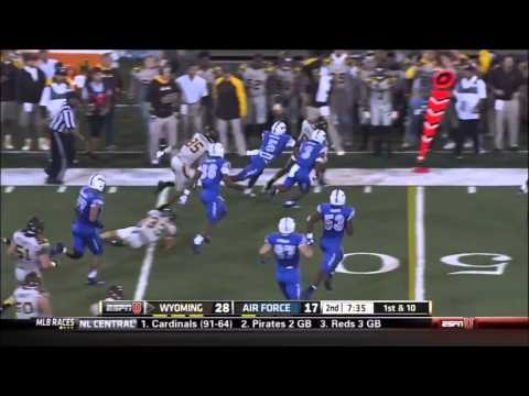 Brett Smith vs Air Force 2013 video.