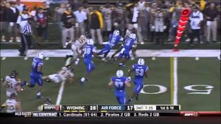 Brett Smith vs Air Force (2013)