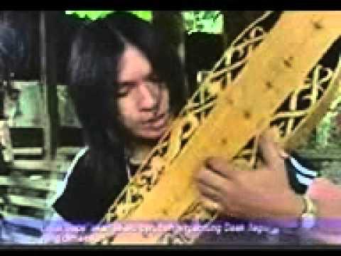 fery sape' musik tradisional Dayak Kayaan Mendalam - Kalimantan Barat