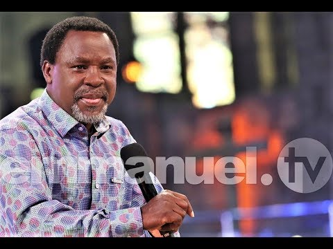 SCOAN 15/09/19: TB Joshua at The Altar | Live Sunday Service