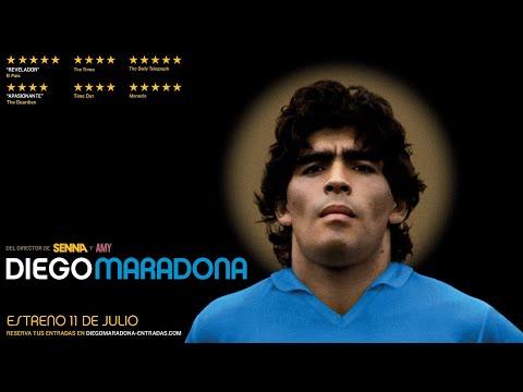 Diego Maradona - tráiler español?>
