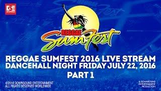 Reggae Sumfest 2016 Full Show
