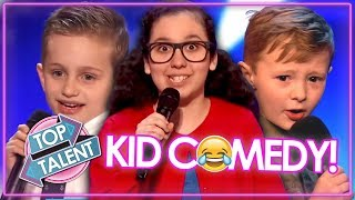 Video FUNNIEST KID COMEDIANS EVER... On Got Talent | TRY NOT TO LAUGH! MP3, 3GP, MP4, WEBM, AVI, FLV Oktober 2018