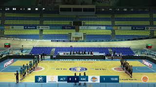 Барлық ойын- Ұлттық лига- 1/2 финалы: «Астана»vs «Каспий» (1-шi ойын)