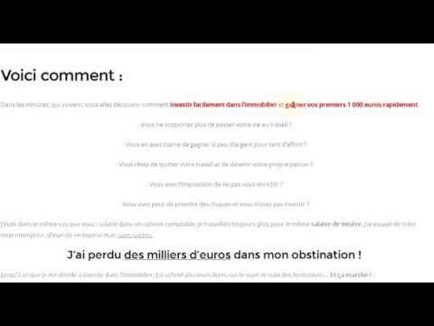 comment investir 1000 euros